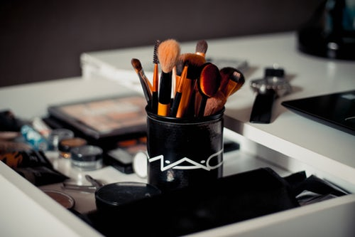 MAC is one of the major brands that prioritises recycling